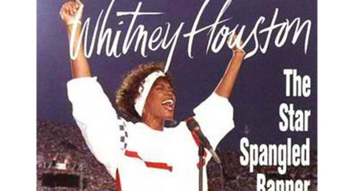 Whitney Houston The Star Spangled Banner