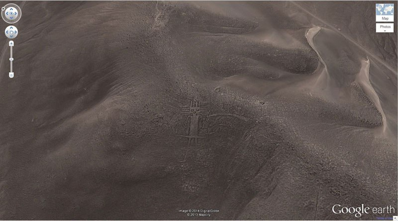 big-guy-google-earth-weird
