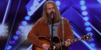 "Chris Kläfford's Cover Of ""Imagine"" Might Make You Cry - America's Got Talent 2019"
