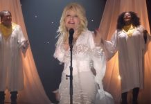 Dolly Parton I Still Believe with gospel Choir