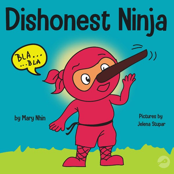 Dishonest Ninja kids who lie