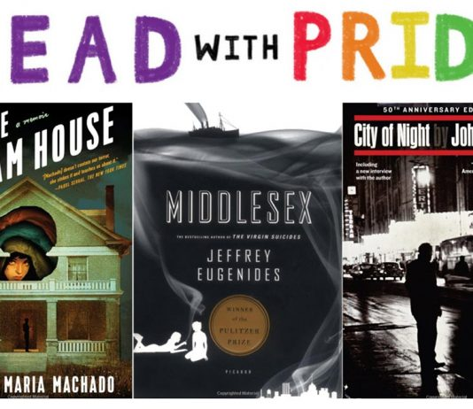 Pride Month reading list book list LGBT