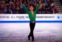 Jason Brown Riverdance Irish figure skating routine