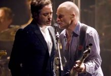 Robert Downey Jr. and Sting Driven to Tears