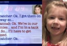 Savannah little girl 911 call saves dad's life funny