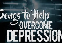 songs overcome depression