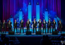The 12 Tenors You Raise Me Up