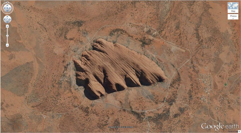 uluru-ayers-rock-google-earth